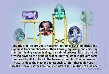 The Trials of Life are God's Workmen